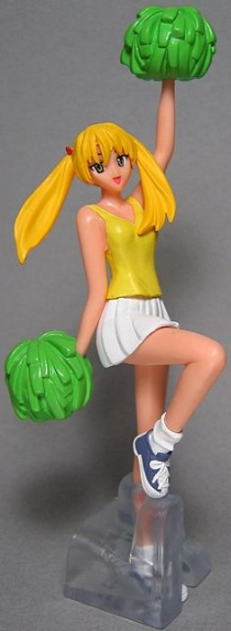 main photo of Bandai school rumble: Sawachika Eri Cheerleader Ver.