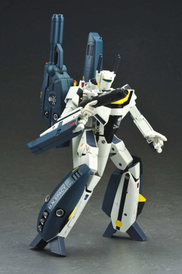 main photo of VF-1S Valkyrie Roy Focker with Super & Strike Parts