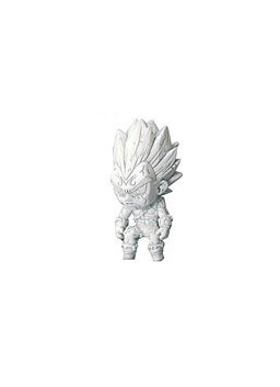 main photo of Anime Heroes Dragonball Z #4: Vegeta SSJ (Majin)