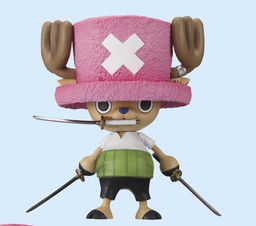 main photo of Pirates to Aim: Tony Tony Chopper - Swordsman (Zoro)