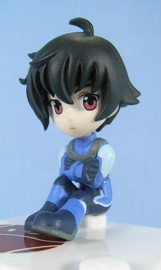 main photo of Gundam 00: Chibi Voice I-doll: Setsuna F. Seiei