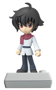 main photo of Gundam 00 Chibi Voice I-doll: Setsuna F. Seiei