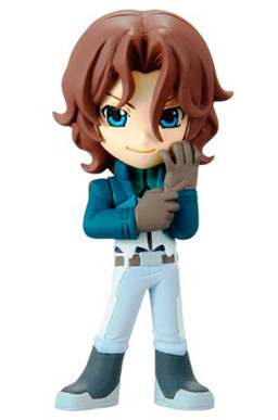main photo of Gundam 00 2th Season Chibi Voice I-doll #1: Lockon Stratos