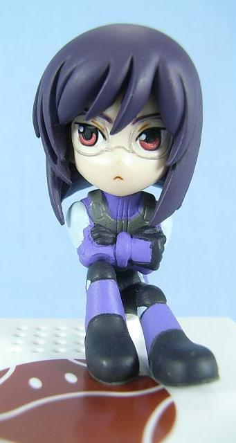 main photo of Gundam 00: Chibi Voice I-doll: Tieria Erde