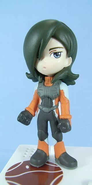 main photo of Gundam 00: Chibi Voice I-doll: Allelujah Haptism