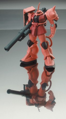 main photo of Fusion Works GUNDAM STANDart: MS-06S Char's Custom Zaku II
