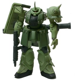 main photo of Fusion Works GUNDAM STANDart: MS-06J Zaku II Ground Type