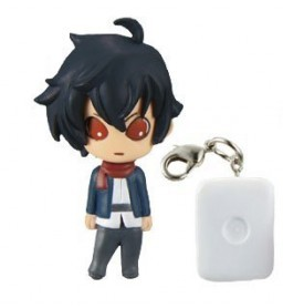main photo of Gundam 00 2th Season Prop Plus Petit #2: Setsuna F. Seiei