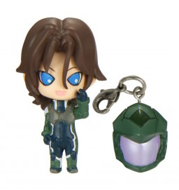 main photo of Gundam 00 2th Season Prop Plus Petit #1: Lockon Stratos Pilot suit version