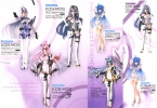 photo of Xenosaga Legend EP1/EP2: KOS-MOS in Swimsuit (Bluefish color)