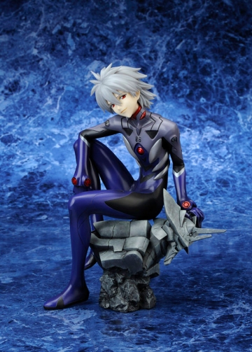 main photo of Nagisa Kaworu Plug Suit Ver