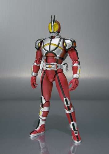 main photo of S.H.Figuarts: Kamen Rider Faiz Blaster Form