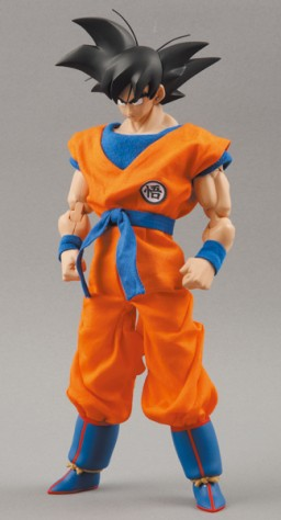 main photo of Real Action Heroes 375 Son Goku