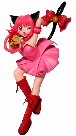 main photo of Perfect Figure Mew Ichigo