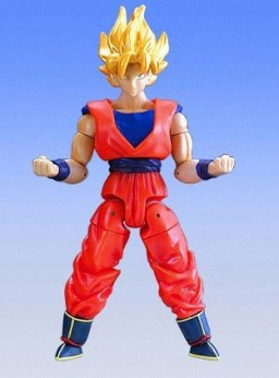 main photo of Ultimate Figure Series: Son Goku SSJ