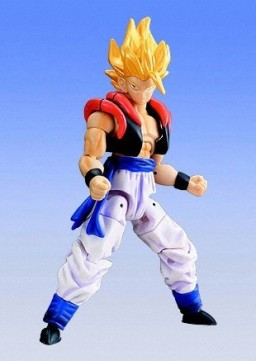 main photo of Ultimate Figure Series: Gogeta