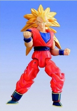 main photo of Ultimate Figure Series: Son Goku SSJ3