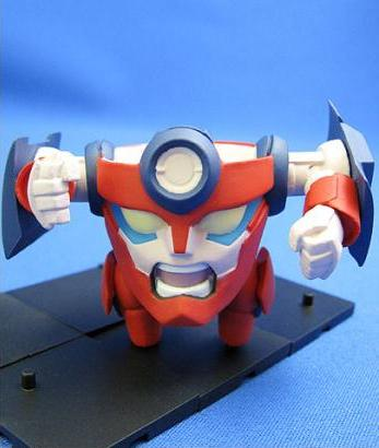 main photo of Figumate TTGL Teppelin Episode Vol. 1: Lagann
