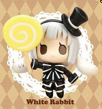 main photo of Sweets Colorful Collection Are You Alice?: White Rabbit