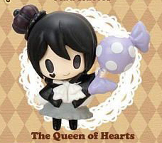 main photo of Sweets Colorful Collection Are You Alice?: The Queen of Hearts