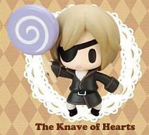 main photo of Sweets Colorful Collection Are You Alice?: The Knave of Hearts