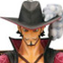 Marineford Final Battle: Dracule Mihawk