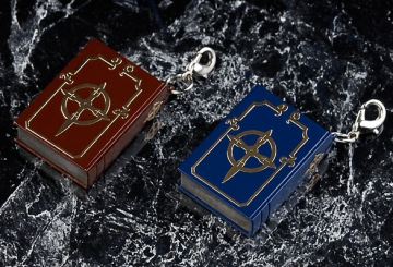 main photo of Device Metal Charm Collection 09: Book of Darkness & Book of the Azure Sky