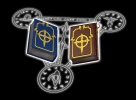 photo of Device Metal Charm Collection 09: Book of Darkness & Book of the Azure Sky