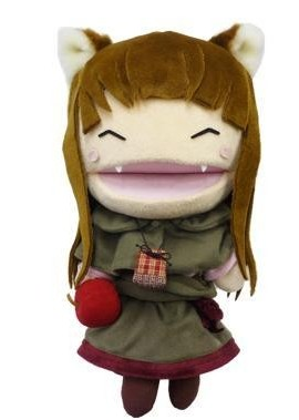main photo of Hand Puppet: Holo