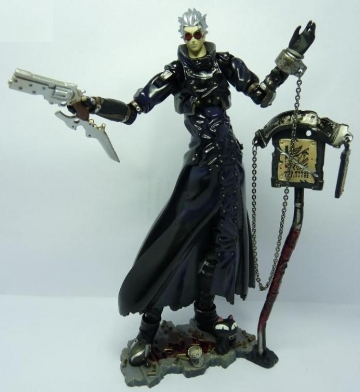 main photo of Vash the Stampede Black Ver.