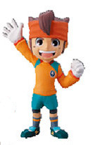 main photo of Inazuma Eleven Figure Collection: Endou Mamoru