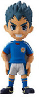 main photo of Inazuma Eleven Figure Collection: Toramaru Utsunomiya