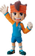 main photo of Inazuma Eleven Figure Collection: Endou Mamoru - Raimon Jr. High Ver.