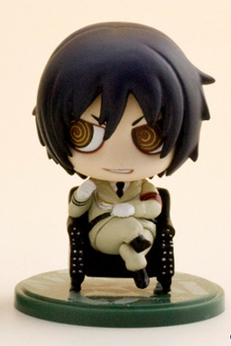 main photo of Togainu no Chi One Coin Grande Figure Collection: Shiki