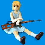 main photo of Solid Works Collection DX Gunslinger Girl: Rico