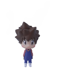main photo of Mascot Keychain Part.1: Tsuna