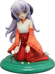 main photo of Furude Hanyuu Premium Figure