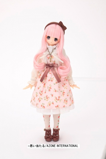 main photo of Ex Cute Secret Wonderland Chiika