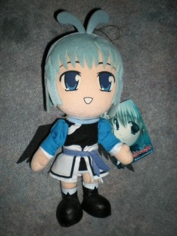 main photo of Kamyu Plushie