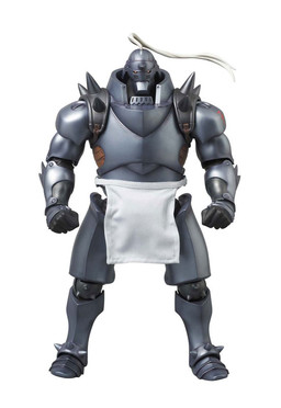 main photo of Real Action Heroes 544 Alphonse Elric
