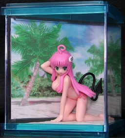 main photo of Figure Meister Half Prism: Lala Satalin Deviluke