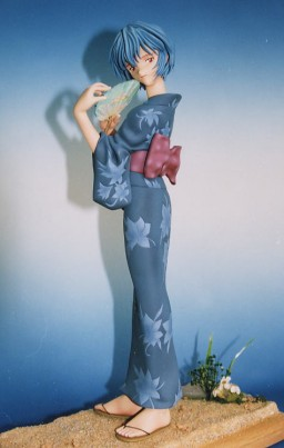 main photo of Ayanami Rei Yukata Ver.
