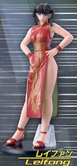 main photo of HGIF Dead or Alive Ultimate: Lei Fang Red Ver.