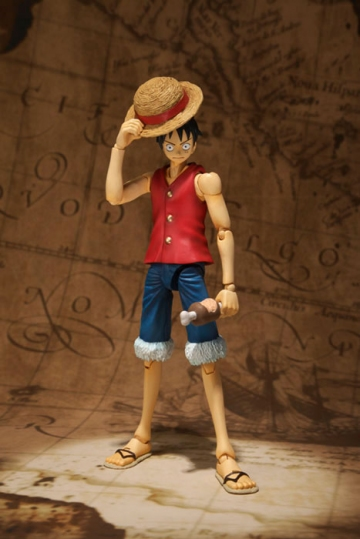 main photo of S.H.Figuarts Monkey D. Luffy