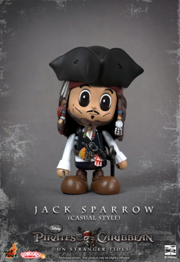 main photo of CosBaby: Pirates of the Caribbean /On Stranger Tides: Jack Sparrow (Casual Style)