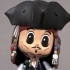 CosBaby: Pirates of the Caribbean /On Stranger Tides: Jack Sparrow (Casual Style)
