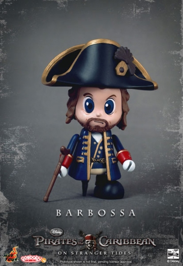 main photo of CosBaby: Pirates of the Caribbean /On Stranger Tides: Barbossa