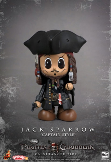 main photo of CosBaby: Pirates of the Caribbean /On Stranger Tides: Jack Sparrow (Captain Style)
