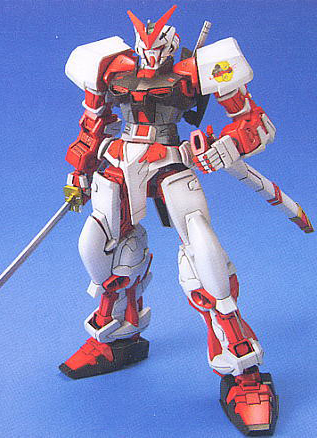 main photo of MBF-P02 Gundam Astray Red Frame NS Ver.