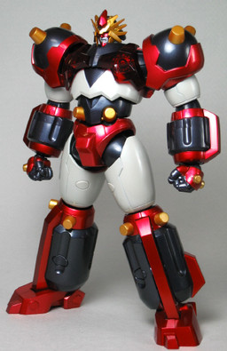 main photo of MAX Alloy: Godannar Twin Drive Mode